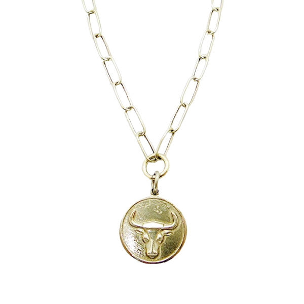 Lucky Bull Necklace