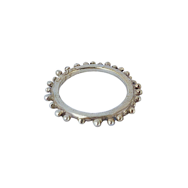 One-in-a-million Stacking Ring
