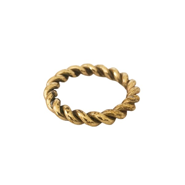Twirl Stacking Ring