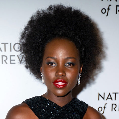 If you are a 4C, take your style cues from Lupita Nyong'o. Her hair is simply stunning.