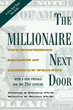 Load image into Gallery viewer, The Millionaire Next Door: The Surprising Secrets of America's Wealthy