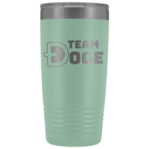 Team DOGE Tumbler 20oz