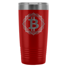 Load image into Gallery viewer, Bitcoin Tumbler 20oz
