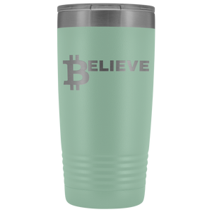 Believe Tumbler 20oz