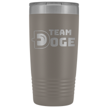 Load image into Gallery viewer, Team DOGE Tumbler 20oz