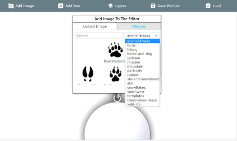 MOMENT CREATOR - HOW TO ADD AN IMAGE INSTRUCTIONS