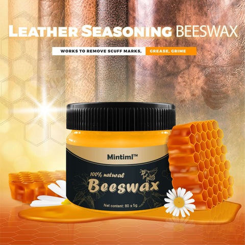 ✨Special Sale For Easter Day✨Leather Seasoning Beeswax