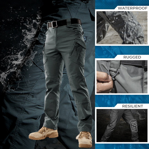 ✨(Hot Sale - 50%OFF )Women's waterproof tactical pants(Buy two free shipping)✨