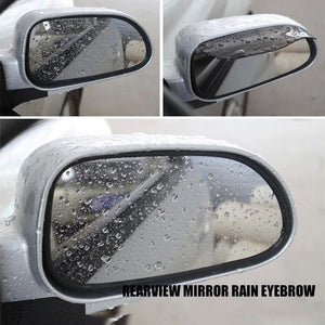 Rearview Mirror Raining Protector(3 Pairs)