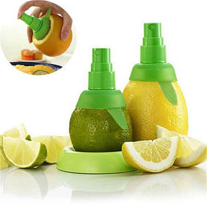 Lemon sprayer gadget