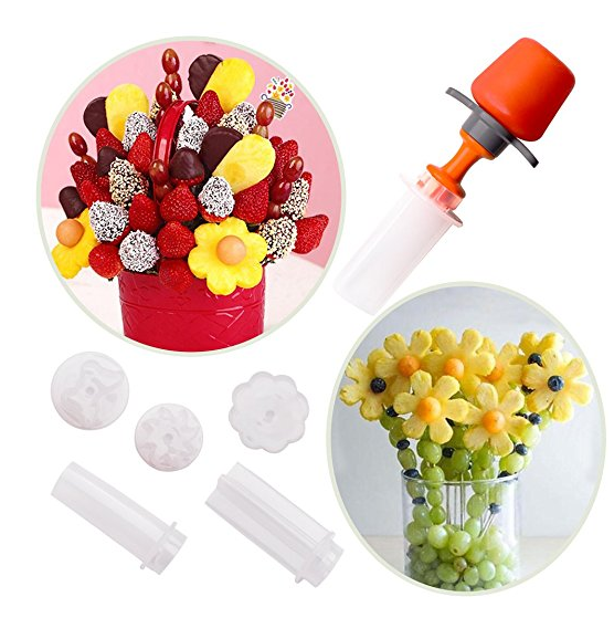 Fruit Cutter Molds (1 Set)