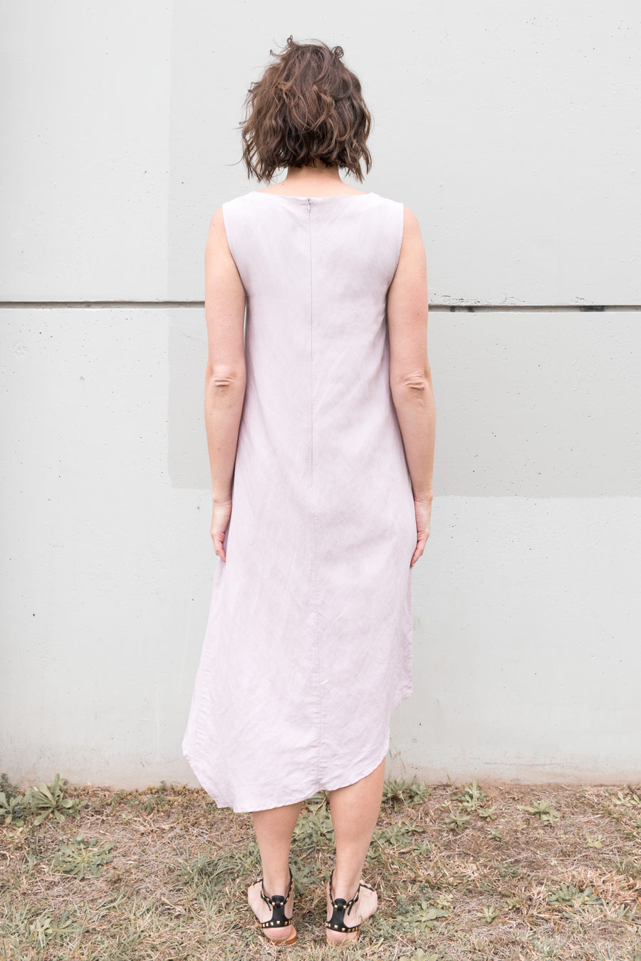 Pipa Dress in Lavender