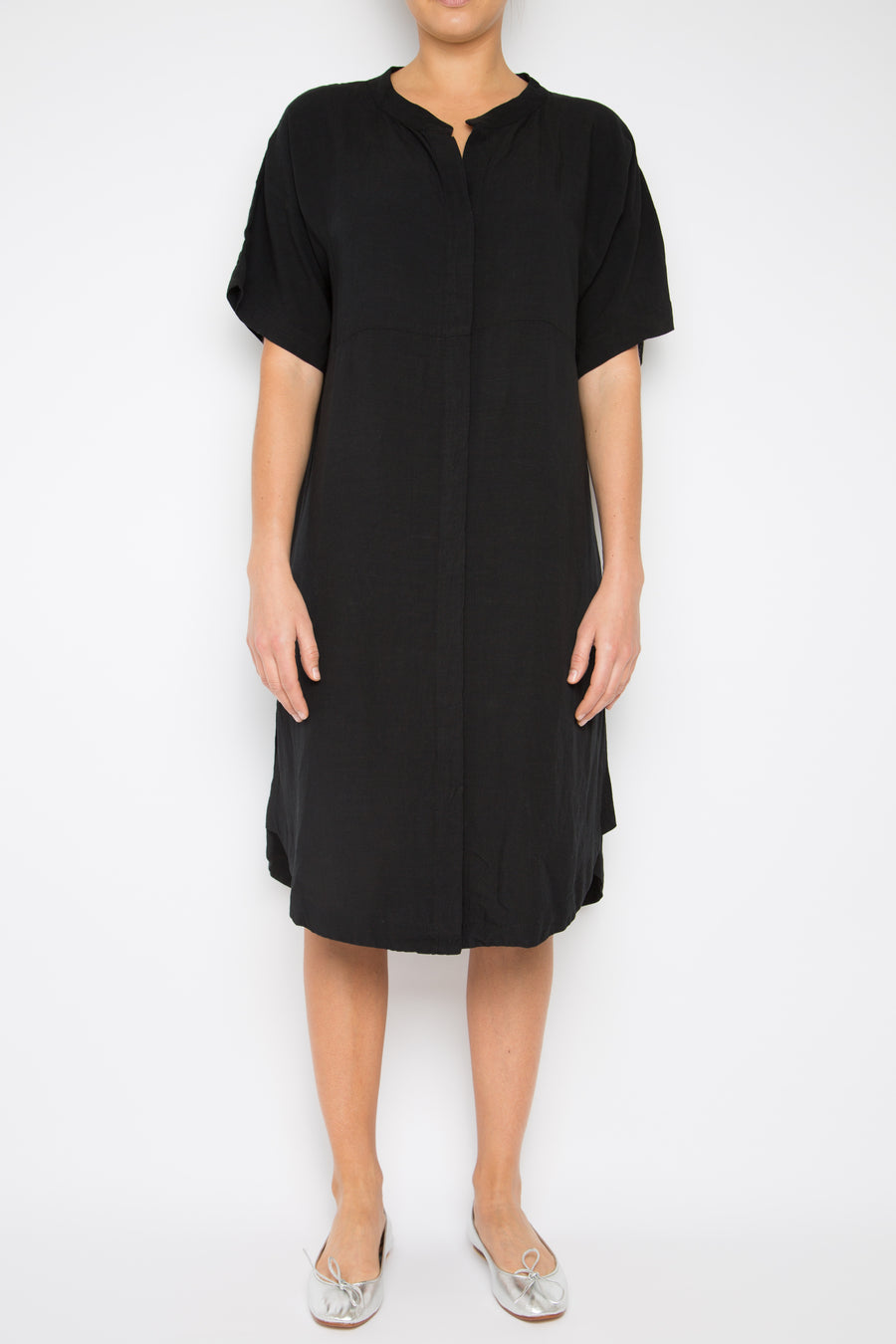 Sihu Dress in Black