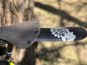 *NEW* AssSaver: the Original Saddle Mudguard