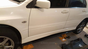 Mitsubishi Lancer Evolution 7/8/9  - Side Skirt Extension (OE Style) - ELITE GARAGE