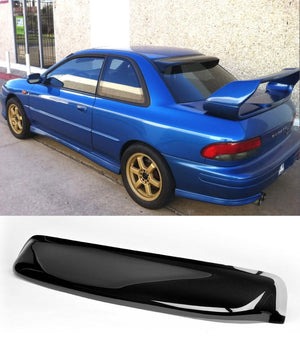 Subaru Impreza GC8 WRX STI (97-00) Rear Roof Visor Spoiler Weathershields - ELITE GARAGE