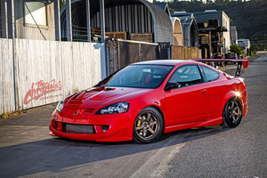 Honda Integra DC5 - Side Skirts (MUGEN STYLE) (01-06) - ELITE GARAGE
