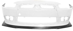 Mitsubishi Lancer Ralliart CJ - Front Lip (GT V2) (09-15) - ELITE GARAGE