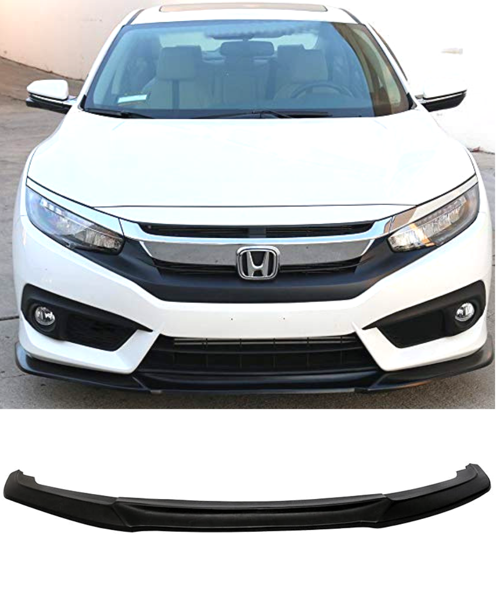 Honda Civic FK7 - Front Lip (GT Style) (16-17)