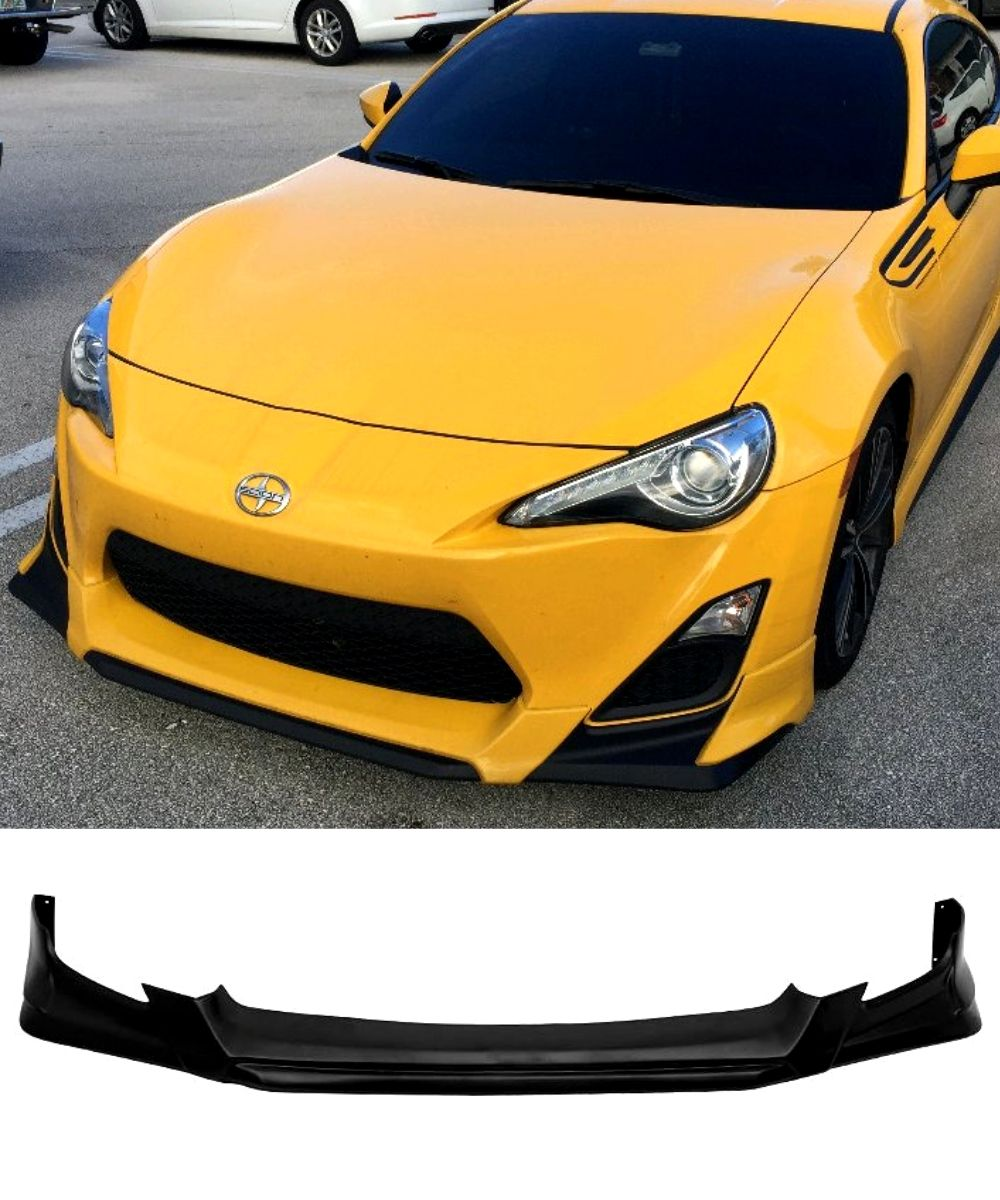 Toyota 86 Pre-Facelift - Front Lip (RS STYLE) (12-16) - ELITE GARAGE