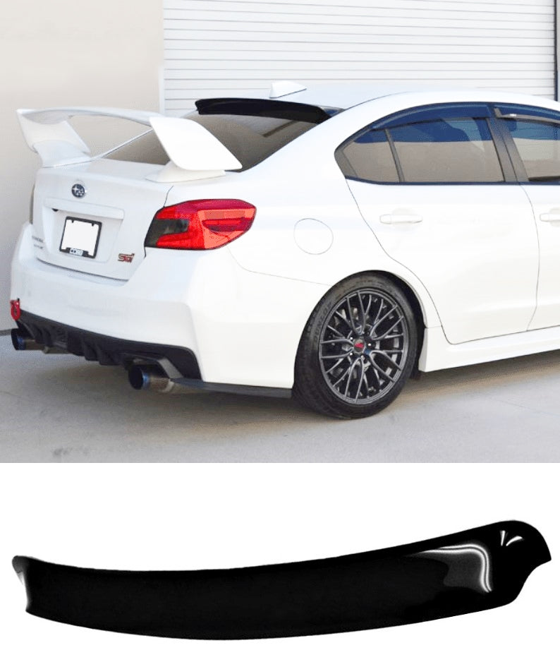 Subaru WRX STI - Rear Visor (HIC) (15-18) - ELITE GARAGE