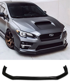 Subaru WRX STI Front Lip (CS STYLE) (14-19) - ELITE GARAGE