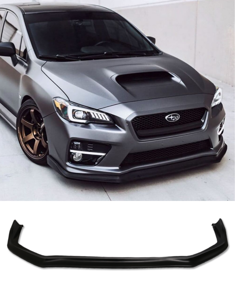 Subaru WRX STI Front Lip (CS STYLE) (14-20) - ELITE GARAGE