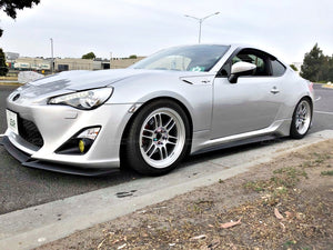 Toyota 86 - Side Skirts (TRD STYLE) (12-19) - ELITE GARAGE