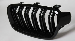 BMW 3 Series F30 F31 - Grill Replacement (GLOSS BLACK) - ELITE GARAGE