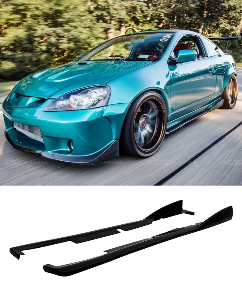 Honda Integra DC5 - Side Skirts (CHARGESPEED STYLE) (01-06) - ELITE GARAGE
