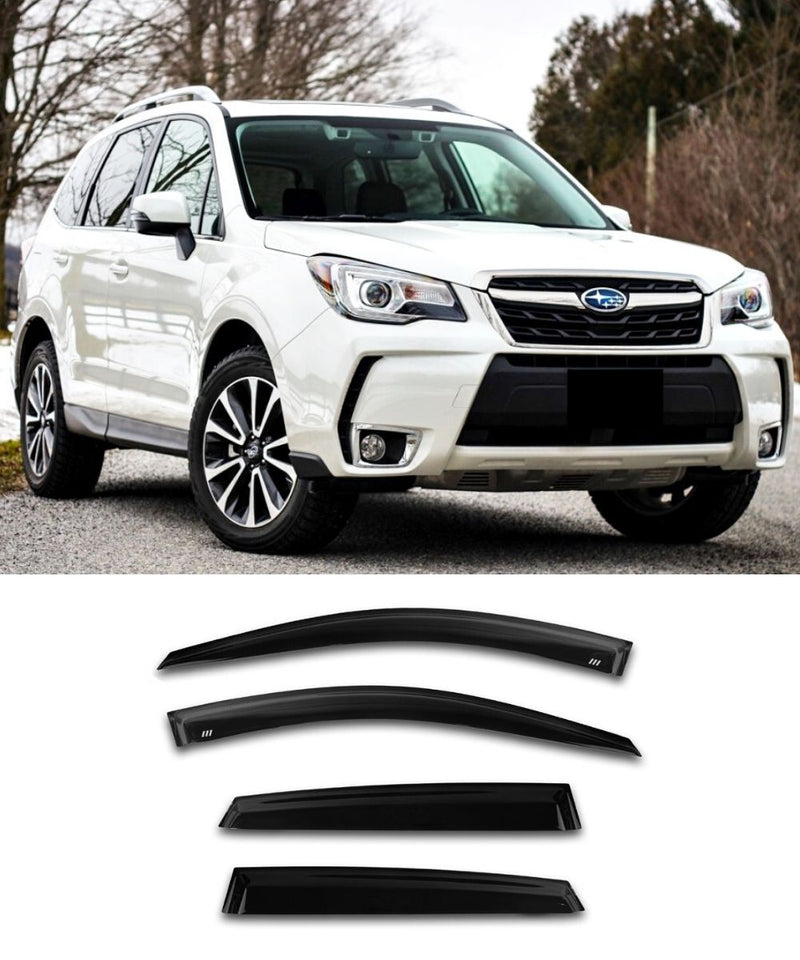Subaru Forester - Side Visors (13-18) (Elite Garage) - ELITE GARAGE
