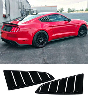 Ford Mustang GT - Side Louvers (15-18) - ELITE GARAGE