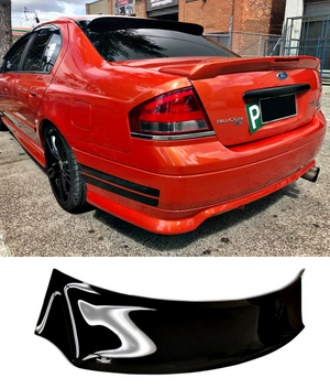 Ford Falcon BA BF (02-08) Rear Roof Visor Spoiler Weathershields - ELITE GARAGE