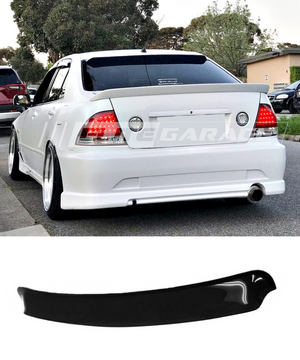 Lexus IS200 / IS300 Altezza (98-05) Rear Roof Visor Spoiler Weathershields - ELITE GARAGE