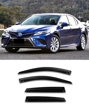 Toyota Camry Ascent SL SX (18-20) Window Visors / Weathershields / Weather Shields - ELITE GARAGE