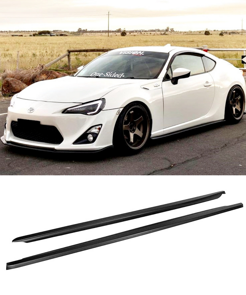 Toyota 86 / Subaru BRZ - Side Skirts (CS STYLE) (12-20) - ELITE GARAGE