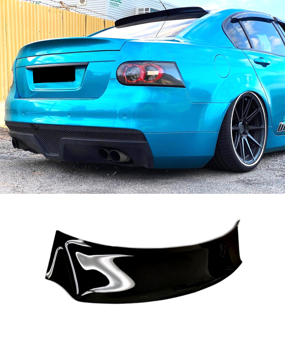 Holden Commodore VF VE Rear Roof Visor Spoiler Weathershields - ELITE GARAGE