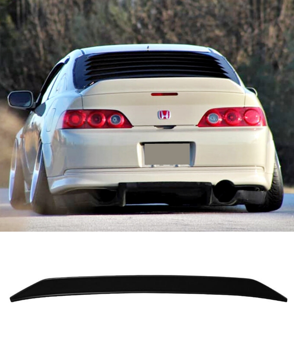 Honda Integra DC5 - Rear Duckbill Spoiler V1 (01-06) - ELITE GARAGE