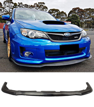 Subaru Impreza WRX STI Widebody - Front Lip (GT STYLE) (11-14) - ELITE GARAGE
