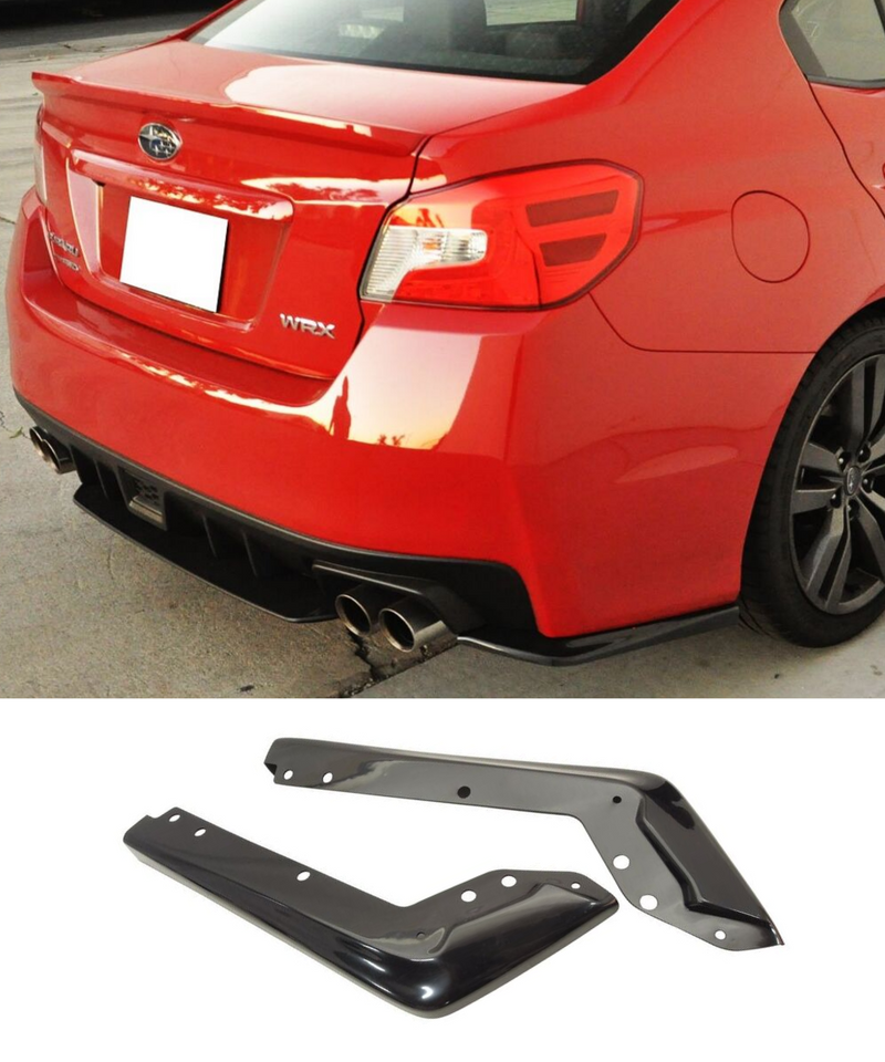 Subaru WRX STI - Rear Pods (STI Style) (14-20) - ELITE GARAGE