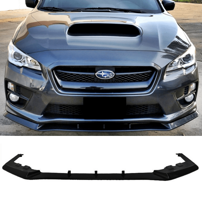 Subaru WRX STI Pre-Facelift - Front Lip (MP STYLE) (15-16) - ELITE GARAGE