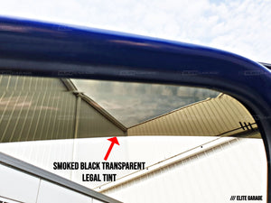 Toyota Land Cruiser J100 (98-07) Window Visors / Weathershields / Weather Shields - ELITE GARAGE