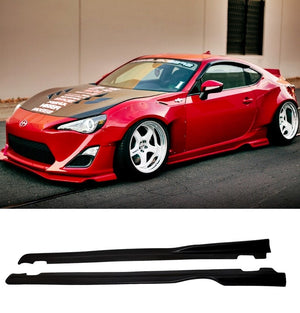 Toyota 86 / Subaru BRZ - Side Skirts (RB V1 STYLE) (12-19) - ELITE GARAGE