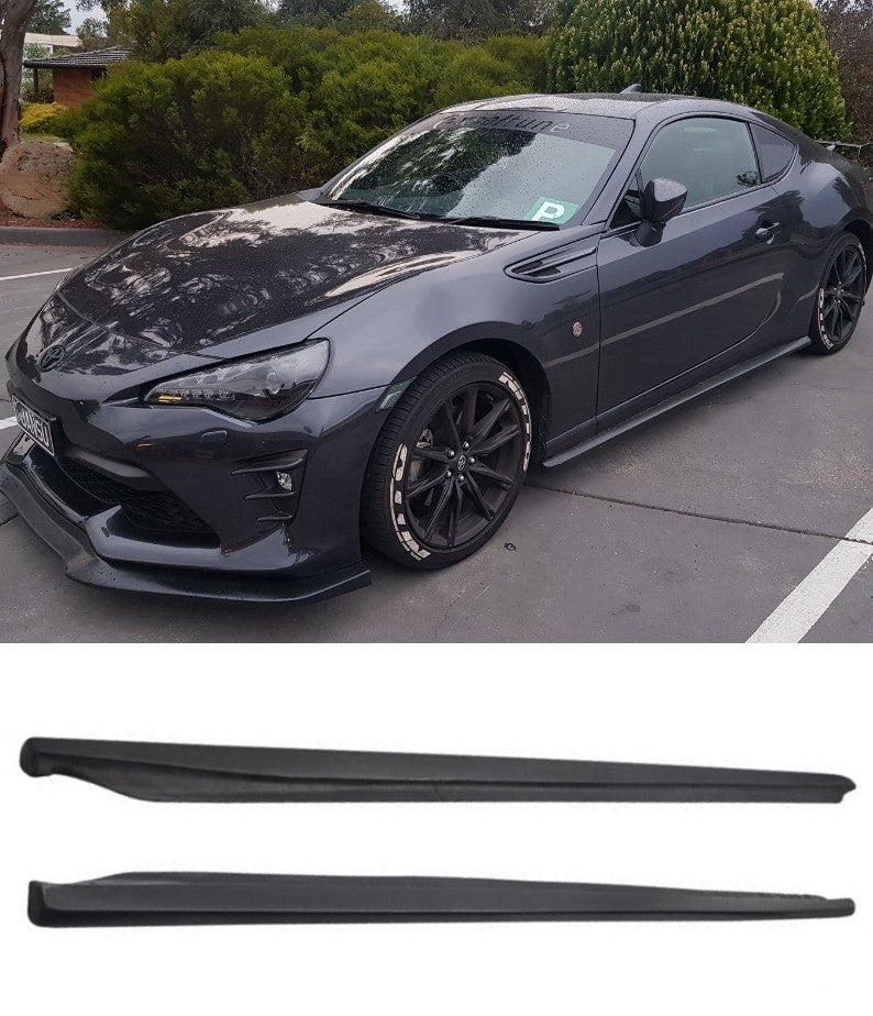 Toyota 86 / Subaru BRZ - Side Skirts (CS STYLE) (12-19) - ELITE GARAGE