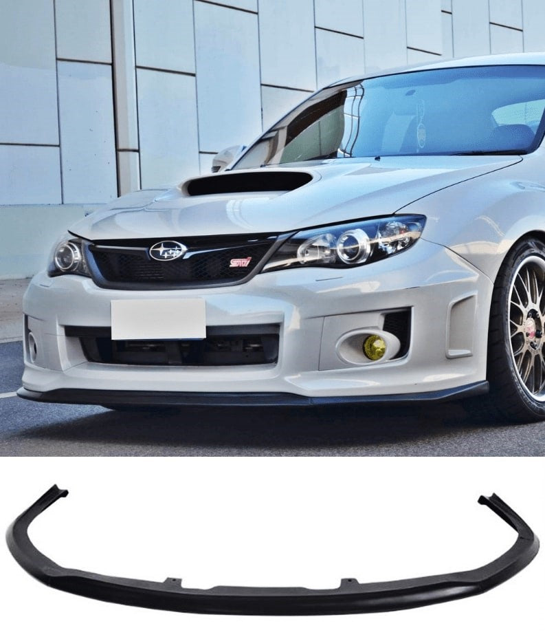 Subaru Impreza WRX STI Widebody - Front Lip (CHARGESPEED STYLE) (11-14) - ELITE GARAGE