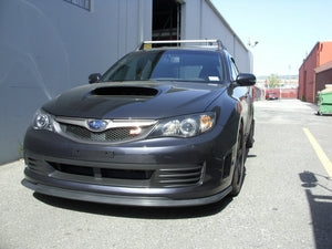 Subaru Impreza WRX STI Widebody - Front Lip (CS STYLE) (08-10) - ELITE GARAGE