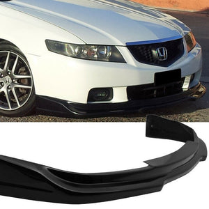 Honda Accord Euro CL9 - P1 Style Front Bumper Lip (03-05) - ELITE GARAGE