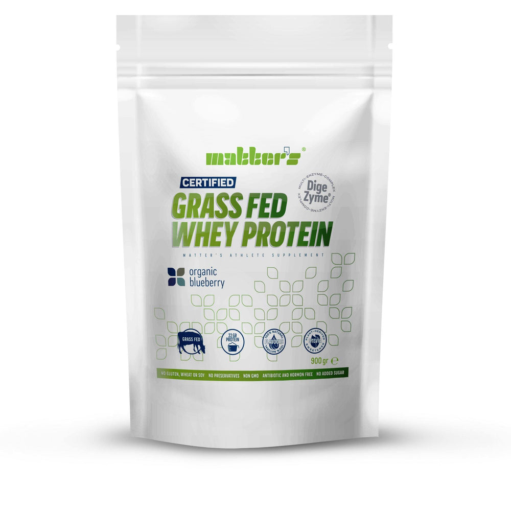 Grass-Fed Whey Blueberry
