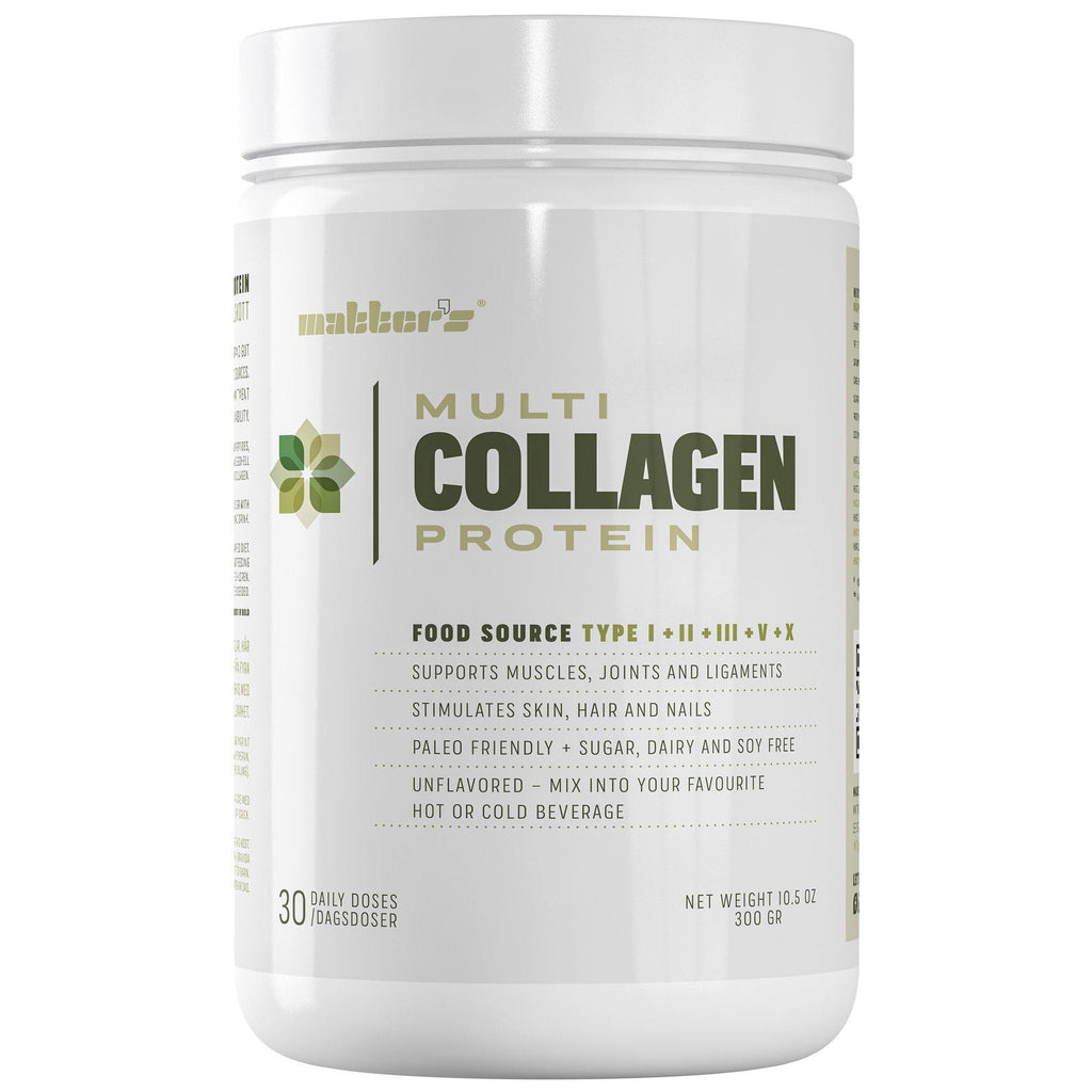 Whole Food Multi-Collagen Protein 300G - MATTERS AB