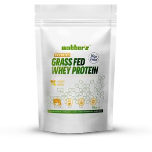 Grass-Fed Whey Vanilla